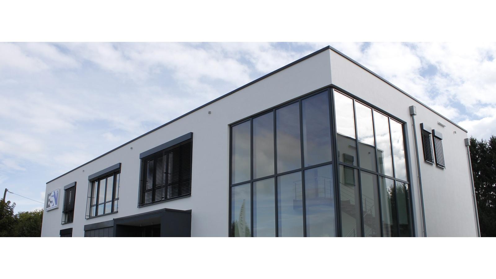 Objektbau Bürogebäude